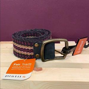 Pistil belt NWT size small